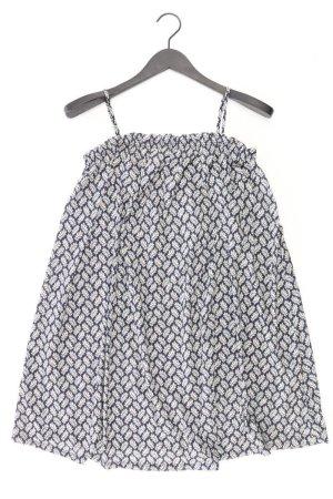 H&M Trägerkleid Größe S türkis aus Polyester
