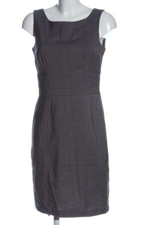 H&M Trägerkleid silberfarben Business-Look
