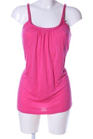 H&M Trägertop pink Casual-Look