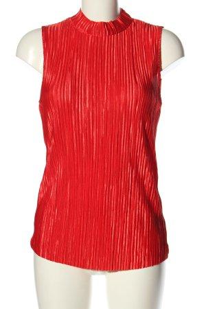 H&M Trägertop rot Casual-Look