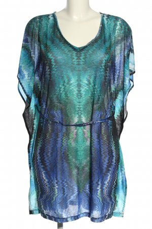 H&M Transparentna bluzka Na całej powierzchni W stylu casual