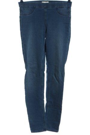 H&M Treggings blu stile casual