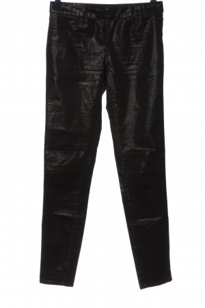 H&M Tregging noir style décontracté