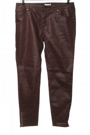 H&M Treggings color bronce look casual