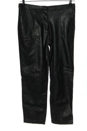 H&M Tregging zwart casual uitstraling