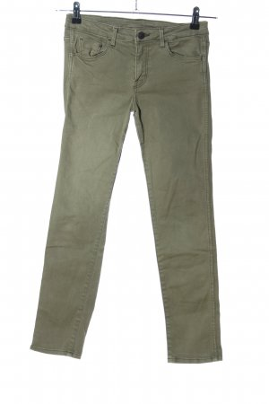 H&M Five-Pocket-Hose khaki Casual-Look