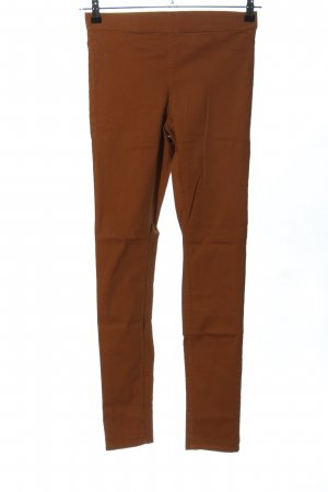 H&M Treggings brown casual look