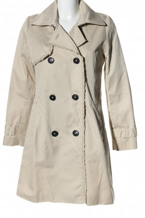 H&M Trench Coat cream casual look