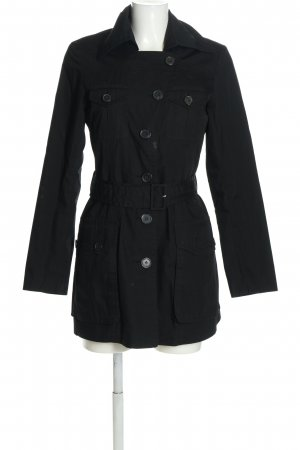 H&M Trench Coat black casual look