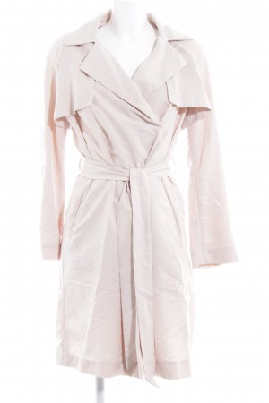 H&M Trenchcoat altrosa schlichter Stil