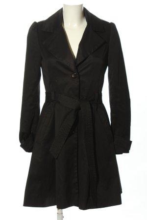 H&M Trenchcoat noir style décontracté
