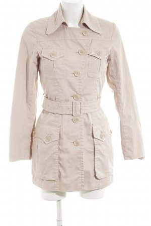 H&M Trenchcoat creme Casual-Look