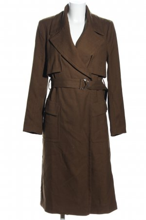 H&M Trenchcoat braun Casual-Look