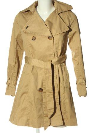 H&M Trenchcoat bronzefarben Casual-Look