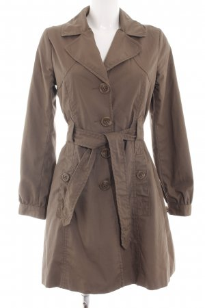 H&M Trenchcoat braun Casual-Look