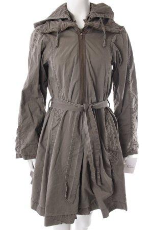 H&M Trenchcoat Olivgrün