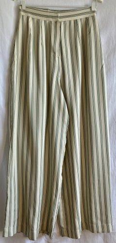 H&M Trend Marlene Trousers multicolored viscose