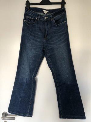 H&M Trend high waist jeans