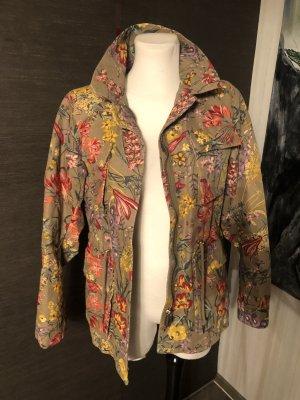 H&M Trend Jacke Blumen 38