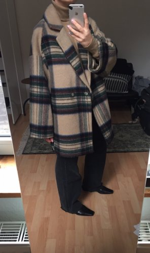 H&M TREND/oversized Mantel/Wolle/Gr.XS/34