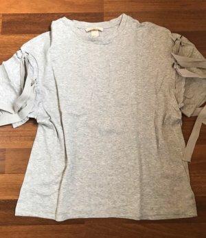 H&M Oversized Shirt grey