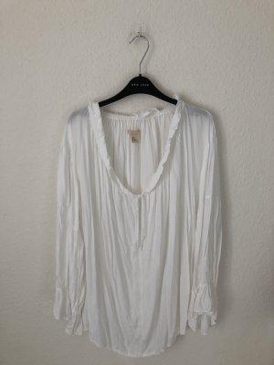 H&M Trend  Tunika Weiß