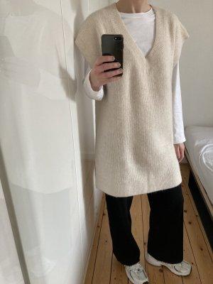 H&M Trend Cardigan lungo multicolore Lana d'alpaca