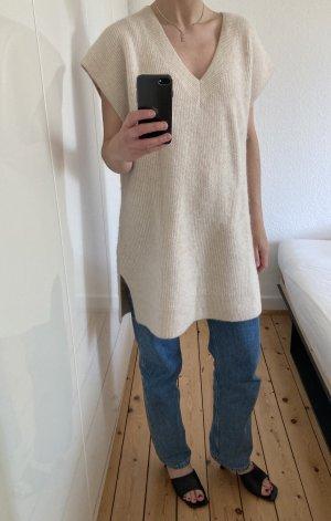 H&M Trend Long Cardigan multicolored alpaca wool