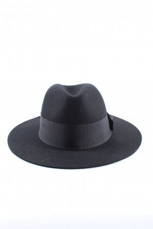 H&M Trilby schwarz Business-Look