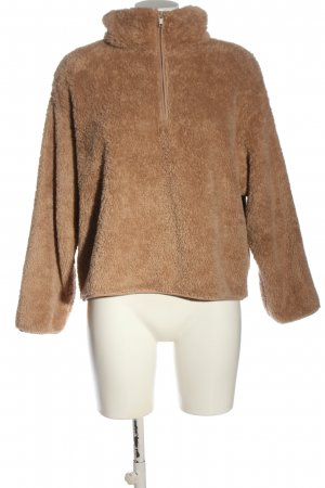 H&M Troyer braun Casual-Look