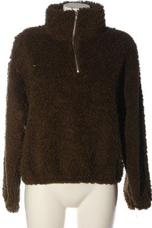 H&M Maglione alla marinara marrone stile casual