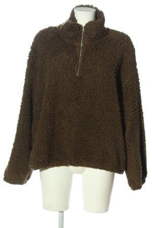 H&M Jersey marinero marrón look casual