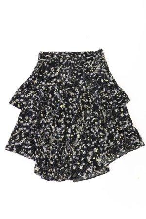 H&M Tiulowa spódnica czarny Poliester