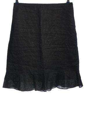 H&M Tulpenrock schwarz Casual-Look