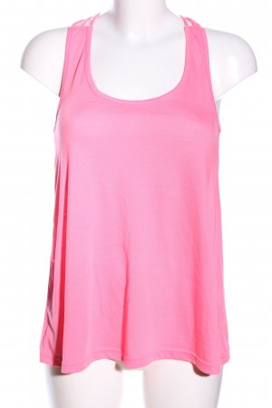 H&M Tunic pink casual look