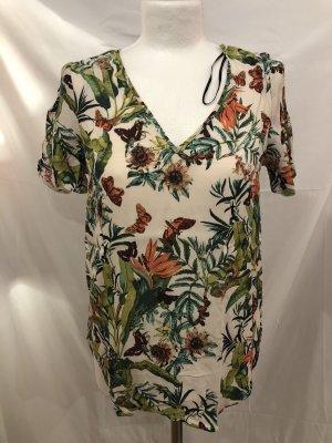 H&M Shirt Tunic multicolored
