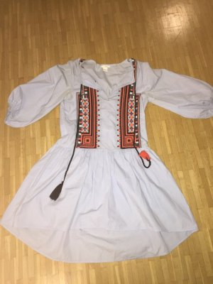 H&M Tunika Kleid 34 (eher 36/ 38) wie NEU Ethno