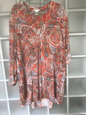 H&M Tunika Versace Muster