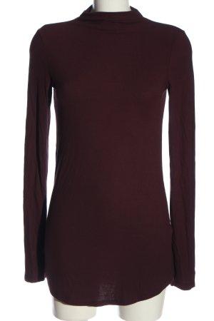 H&M Tunique-blouse brun style décontracté