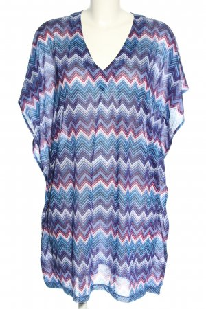 H&M Tunic Blouse graphic pattern casual look
