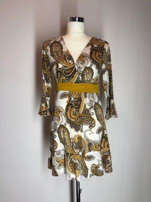 H&M Tunikakleid, abstraktes Muster