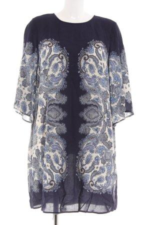 H&M Tunikakleid abstraktes Muster Casual-Look