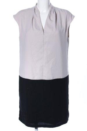H&M Tuniekjurk lichtgrijs-zwart zakelijke stijl
