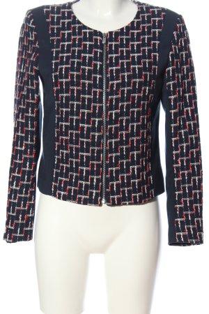 H&M Tweedblazer grafisches Muster Casual-Look
