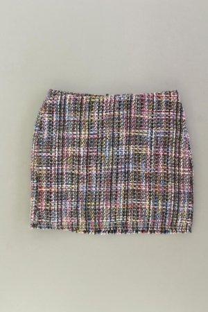 H&M Tweedrock Größe 36 kariert mehrfarbig aus Polyester