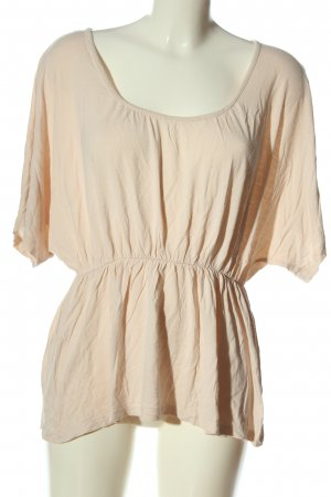 H&M U-Boot-Shirt creme Casual-Look
