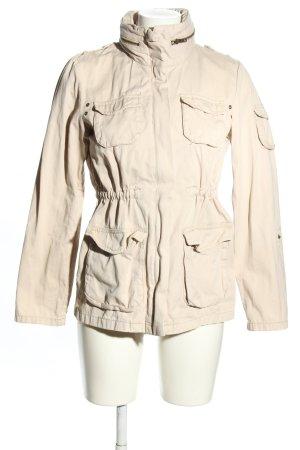 H&M Kurtka przejściowa w kolorze białej wełny W stylu casual