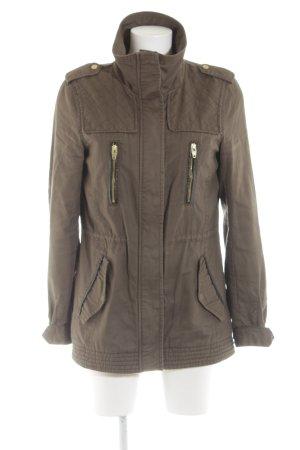 H&M Kurtka przejściowa brązowy W stylu casual