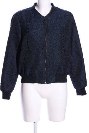 H&M Übergangsjacke blau Casual-Look