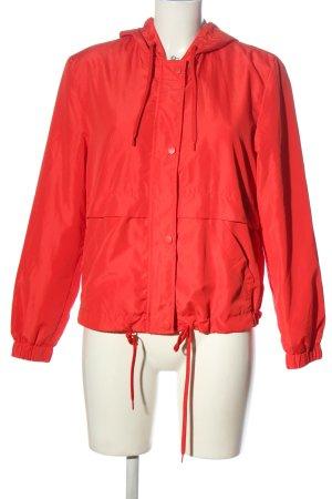 H&M Between-Seasons Jacket red simple style